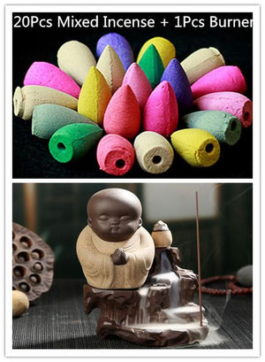Zen Incense Monk - TEROF