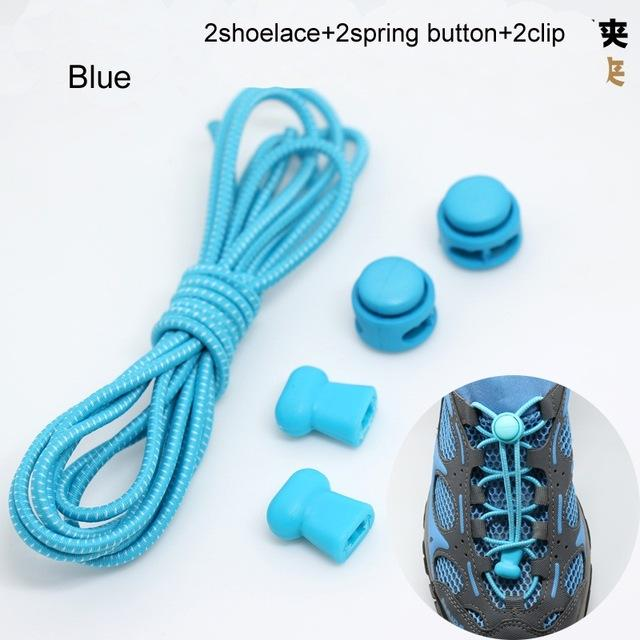 Elastic Quick Shoe Lace - TEROF