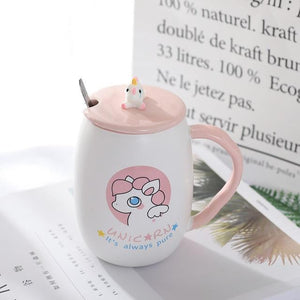 Unicorn Pure Mug - TEROF