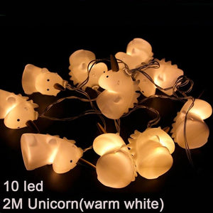 Unicorn LED String Lights - TEROF