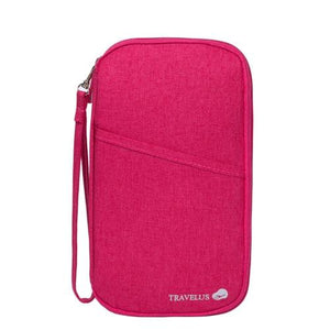Safe Travel Wallet Bag - TEROF