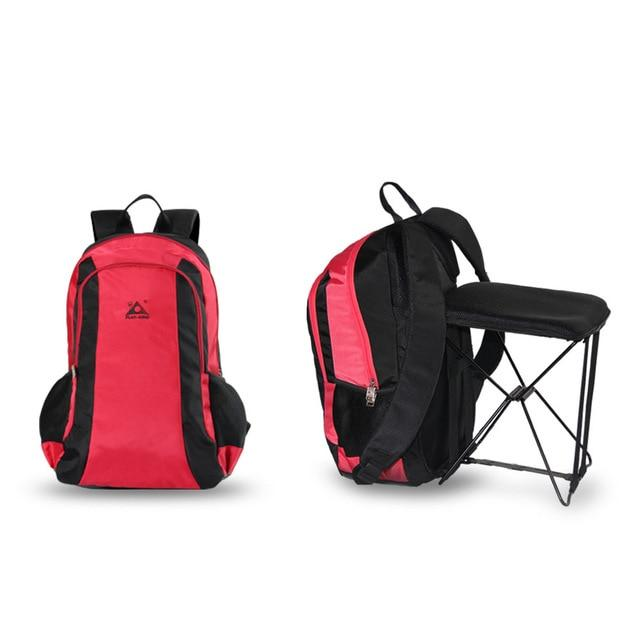 2-in-1 Chair Bag Backpack - TEROF