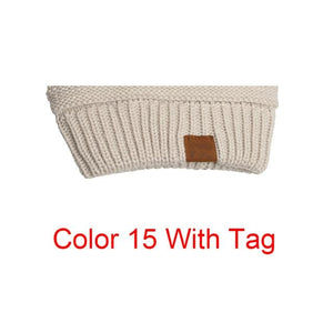 Hightail Beanie Ponytail Cap - TEROF