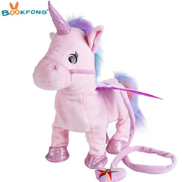 Walking Unicorn Toy - TEROF