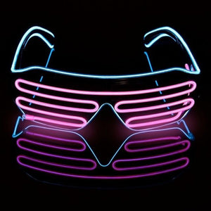 LED Glasses Light Up Shades - TEROF
