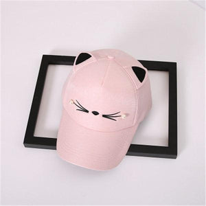 Cute Cat Ears Snapback - TEROF