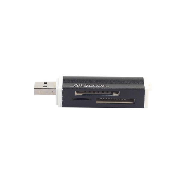 USB Multi Card Adapter - TEROF