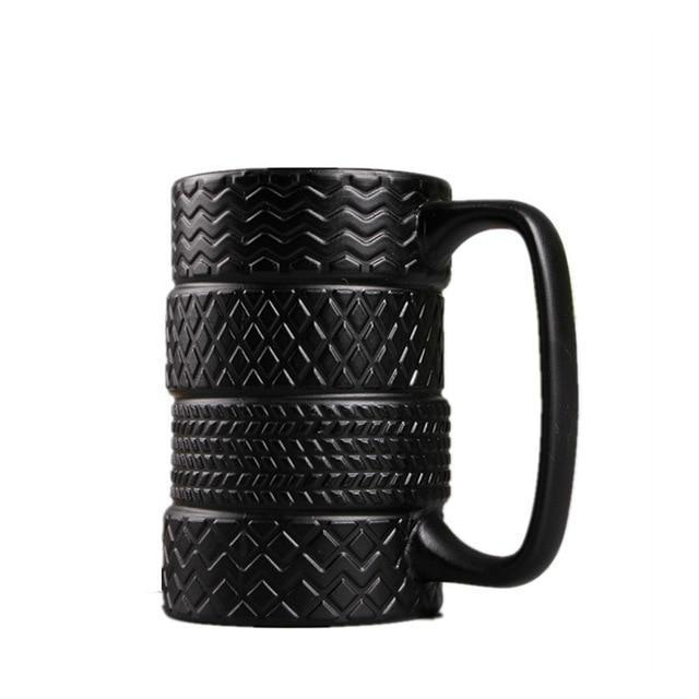Stacked Tire Wheel Mug - TEROF