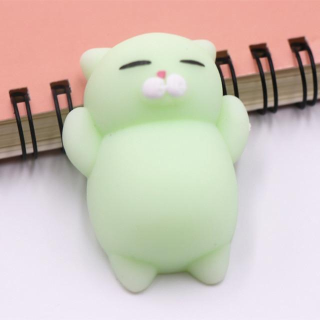 Anti-Stress Lazy Cat Squishy - TEROF