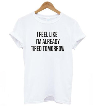 Sleepy T-Shirt - TEROF