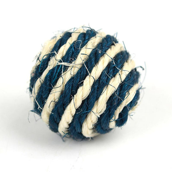 Sisal Toy Ball