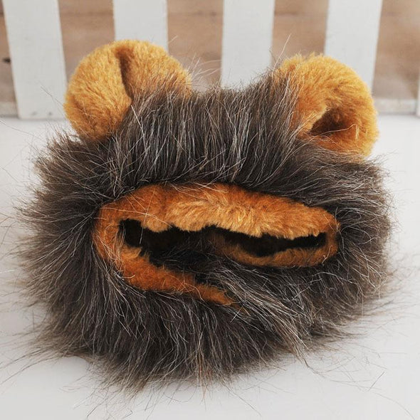Lion Kitty | Cat Costume Wig