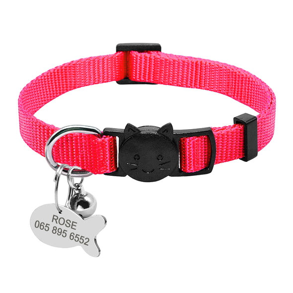 Personalized Breakaway Collar