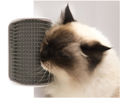 Cat Rub | Self Massager & Brush