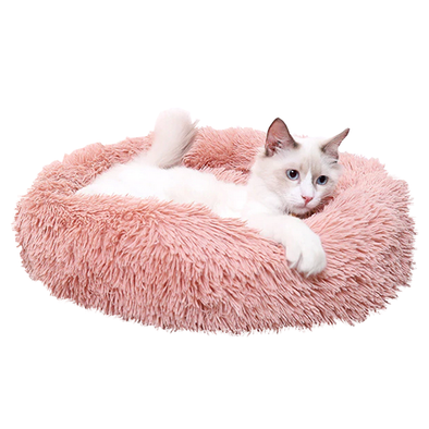 Pet Bed Anti-Anxiety | Flamingo