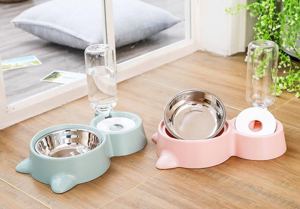 Fish Bowl | Water & Food Pet Bowls