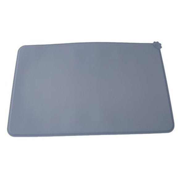 Pet Silicone Dinner Time Place Mat