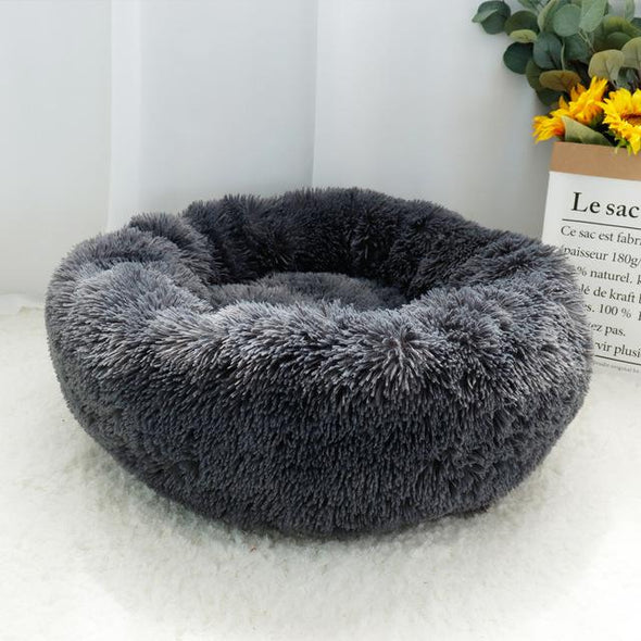 Pet Bed Anti-Anxiety | Charcoal