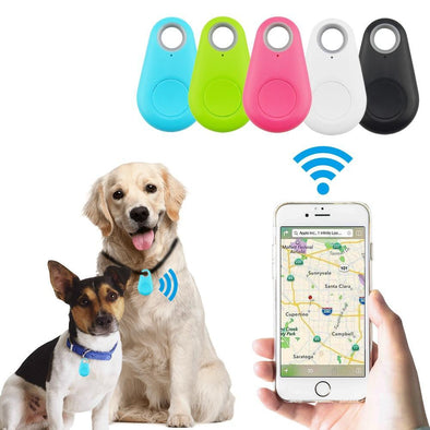 Waterproof GPS Pet Tracker Anti-Loss Device