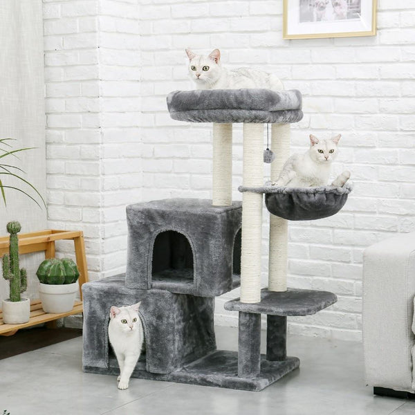 Triple Level Cat Condo