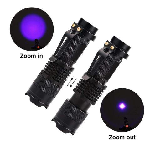 Pet Urine Detector Torch | LED UV Ultraviolet Light