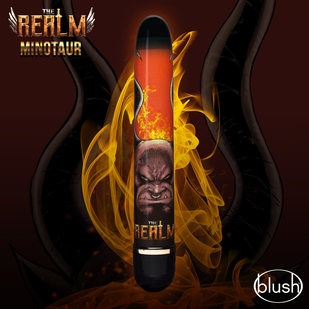 The Realm - Minotaur - Red