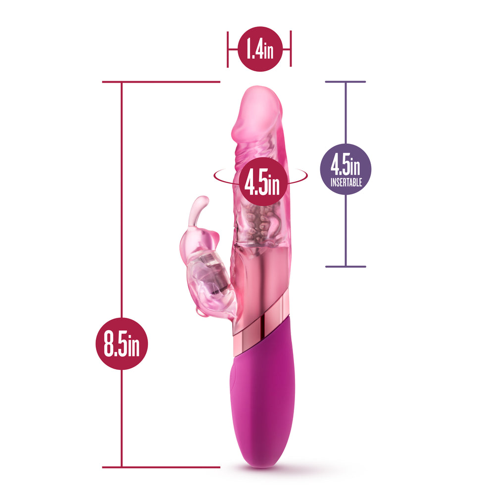 Sexy Things - Rechargeable Mini Rabbit - Pink