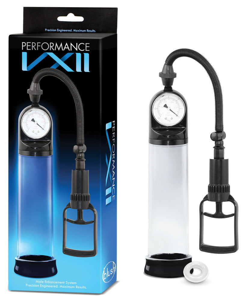 Performance - VX2 - Male Enhancement Pump System - Clear