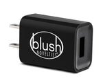 UL Listed USB AC Adapter for Rechargeable Blush Products