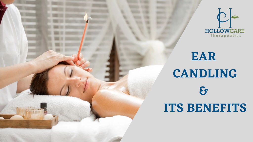 Benefits of Ear Candling