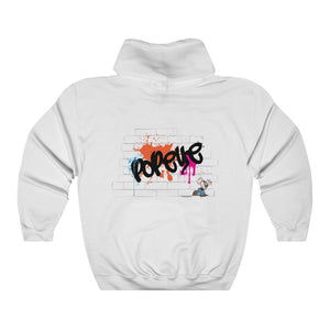 Popeye NYC Unisex Heavy Blend™ Hooded Sweatshirt