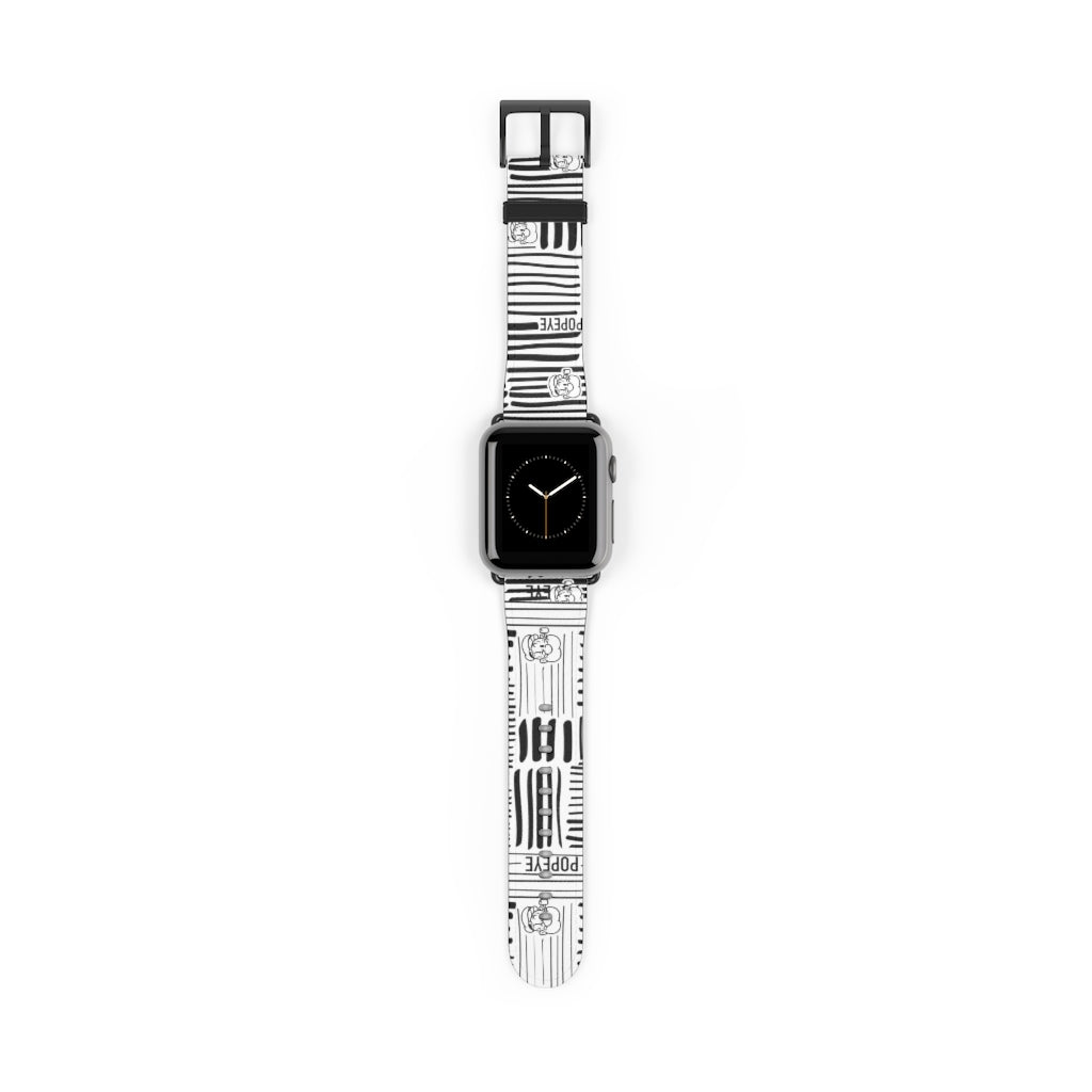 Limited Edition Popeye 38mm Apple Watch Band
