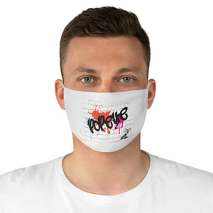 Popeye NYC Fabric Face Mask