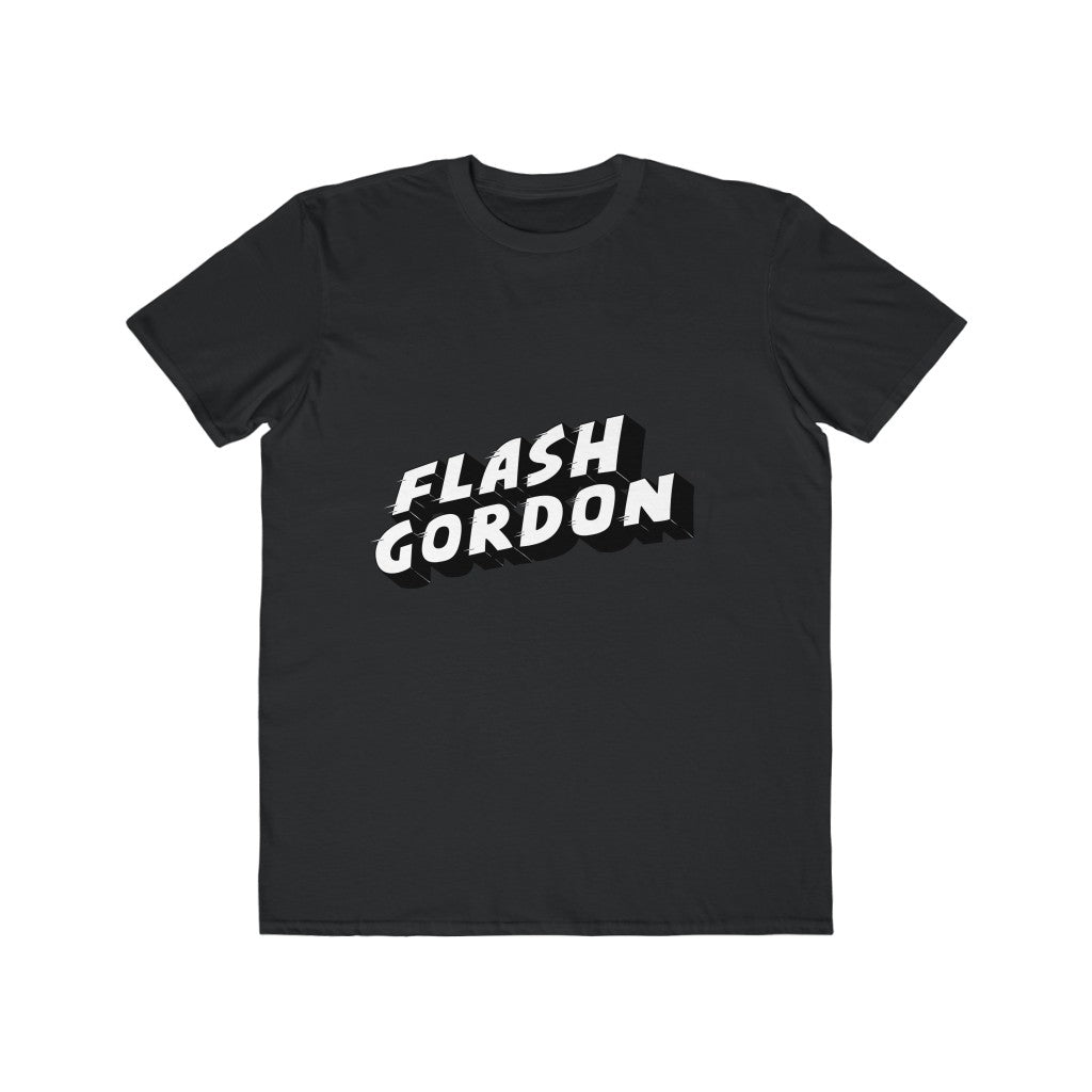 Flash Gordon Retro Grundge Men's Lightweight Fashion Tee