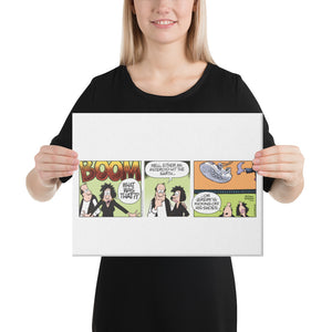 Zits Canvas Print Art
