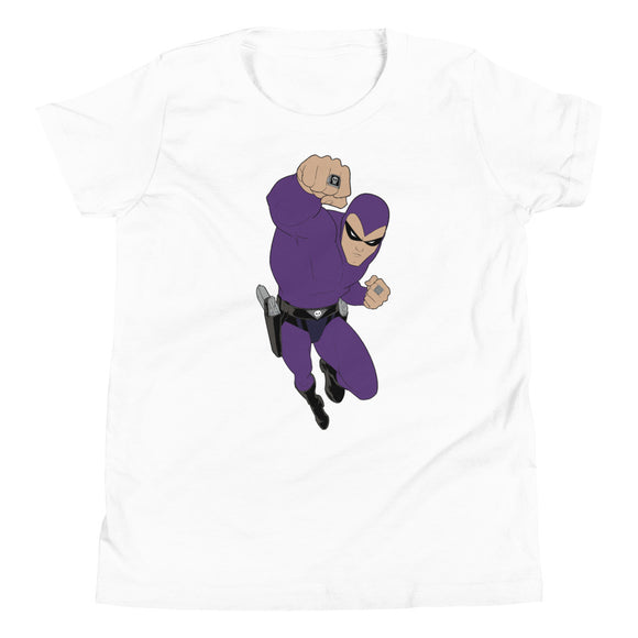 The Phantom Youth Short Sleeve T-Shirt