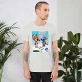 Rae The Doe Holiday Short Sleeve Unisex T-Shirt