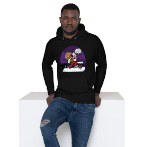 Popeye Jolly To Th' Finich Unisex Hoodie