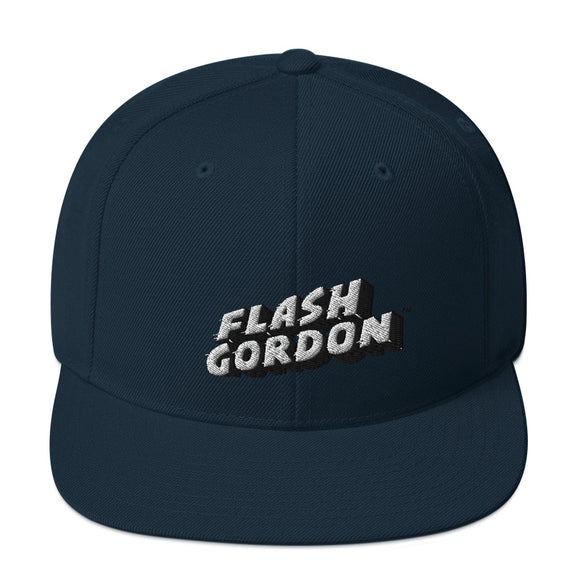 Flash Gordon Snapback Hat