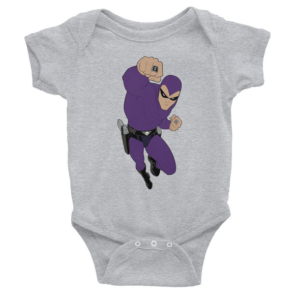 The Phantom Infant Bodysuit