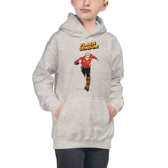 Flash Gordon Kids Hoodie