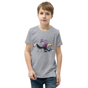 Zits Youth Short Sleeve T-Shirt