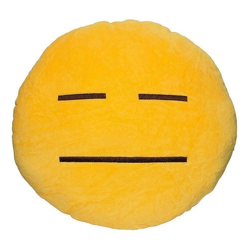 Emoji Throw Pillow