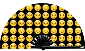 Unimpressed Emoji Fan - UV