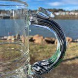 Collab Mug by Drinking Vessels & Surf Rat Glass - Functional Glass