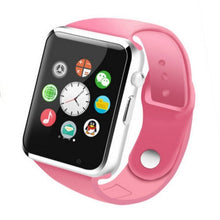 Load image into Gallery viewer, A1 Wristwatch Bluetooth Smart Watch