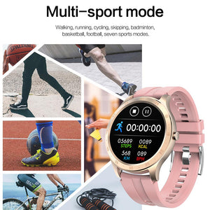 S20 Women  and men Smart Watch  Fitness Tracker Smartwatch Heart Rate
