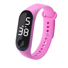 Load image into Gallery viewer, Led Digital Watch Luxury Pink