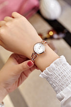 Load image into Gallery viewer, Luxury Brand Rose Gold Watches Women