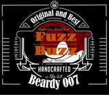 Fuzz Buzz Beard Growth Kit: Beardy 007 Oil 30ml Fuzz Buzz Beard Oil